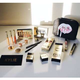 CLEARANCE AUTHENTIC KYLIECOSMETICS SALE BIRTHDAY EDITION 2016