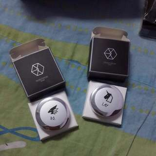 D.O Lay EXO Official Solid Perfumes