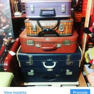 Antique Luggage (Bag Bagasi Antik)