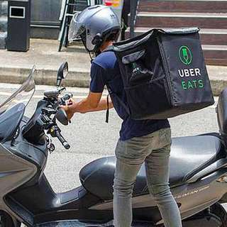 Join UberEats Motorcycle for Part time/Full time Jobs