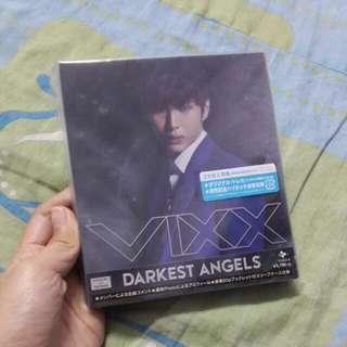 Leo VIXX Darkest Angel CD+DVD Official Japan Album