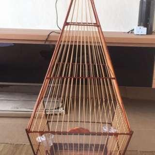 17 Sticks Jambul Cage Original With Cups