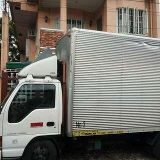 Closed Van