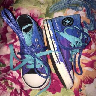 Limited Edition Highcut Converse