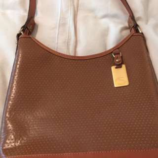 Dooney & Bourke Leather Baguette Bag