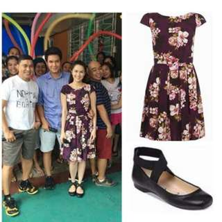 Repriced!!! Dorothy Perkins Floral Dress
