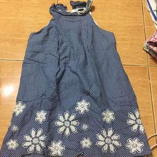 Peppermint Polkadot Dress