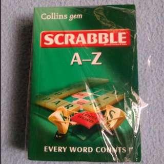Scrabble A-Z