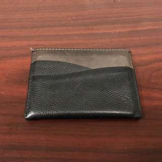 Free Cole Haan Cardholder!