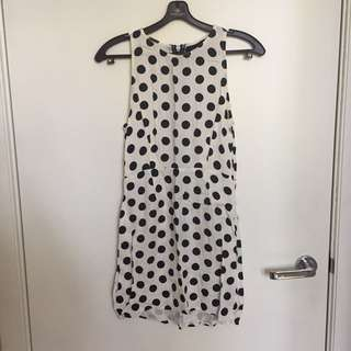 MINKPINK Polkadot Dress