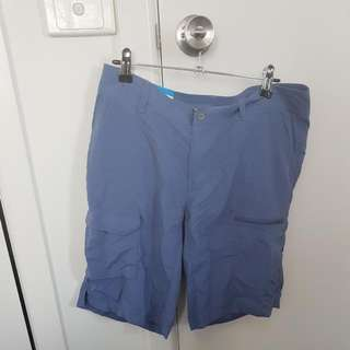 Columbia Hike Shorts