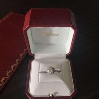 Cartier Destinee Engagement Ring