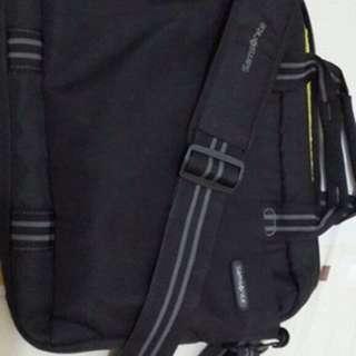 Samsonite Laptop bag canvass