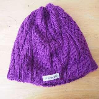 Columbia Thermal Bonnet (Purple)