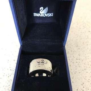 Swarovski Ring Size 55
