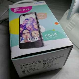 Alcatel pixi 4 LTE complete