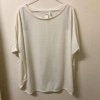 Oversized T Shirt Top
