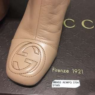 Gucci Soho Leather shoes