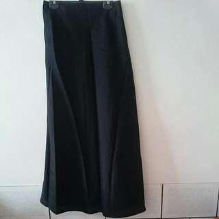 日本製正品 Yohji Yamamoto 黑色長裙 Vintage
