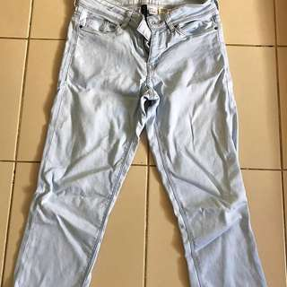 H&M Stretch Fade Pants