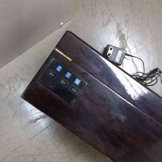 Used Watch Winder. 3 Rotate + 6 Slots