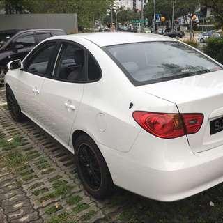 Hyundai Avante For Rent Uber Grab !