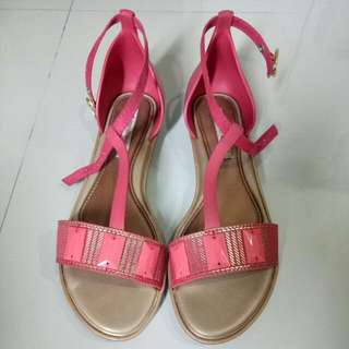 Grendha Red Sandals