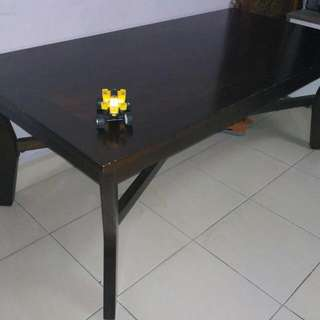 Coffee Table Solid Wood
