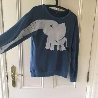 Adorable Elephant Sweater 🐘