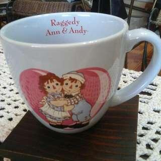 Raggedy Ann Mug
