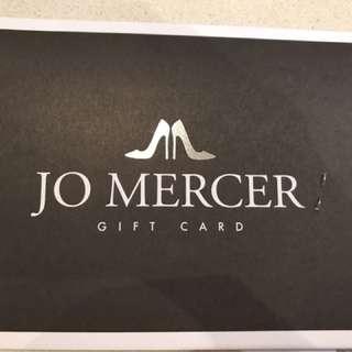 Jo Mercer Gift Card
