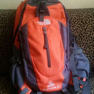 The Northface Flightseries Electron 40L