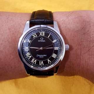 Vintage Omega Seamaster 600 Manual Winding Watch 35mm
