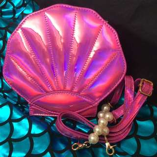 🐚Mermaid Shell Bag - Hot Pink 💖