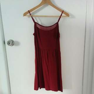 Deep Purple H&M Dress Size XS/S