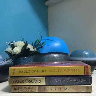 Paulo Coelho Book Bundle
