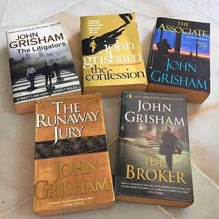 [Bundle] John Grisham