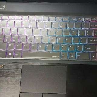 BNIB Aftershock S15 Keyboard Protector