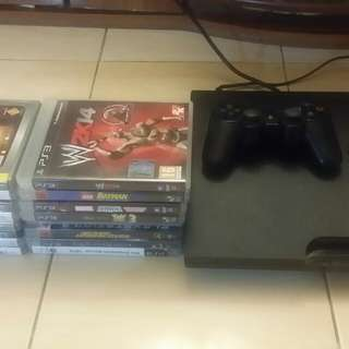 Ps3 And 16 Game