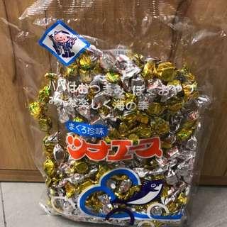 日本吞拿魚粒