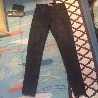 Jeans Slim Fit Pull & Bear