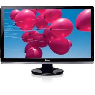 """DELL ST2420L Monitor 24""""吋 全高清1920 X 1080 LED頂級商用顯示屏 電腦螢幕"""