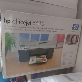 Hp Office Jet 5510 3 In One
