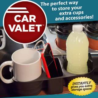 Car Valet Cup Holder