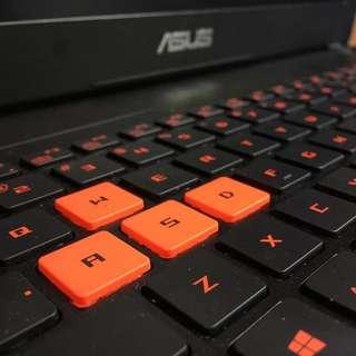 ASUS STRIX ROG GL502VS 15inch Gaming Laptop
