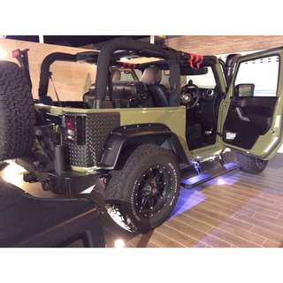 2013/14 Jeep Wrangler Rubicon