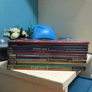 Psicom Books For Only 20php