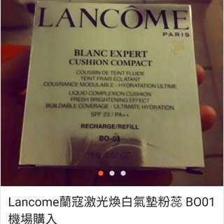 蘭蔻激光煥白氣墊粉餅BO01