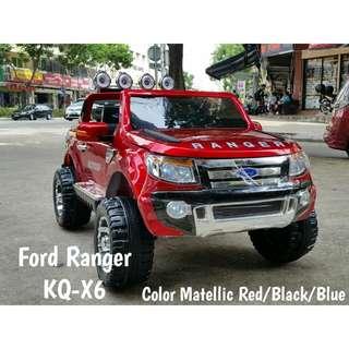 KQ-X6 Ford Ranger Kids Ride On Cars