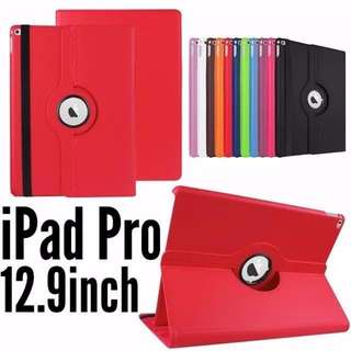 iPad Pro 12.9 inch 360 Degree Rotating Flip Case Casing Cover